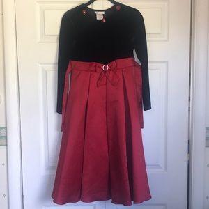 Bonnie Jean children's dress       Worn one time
